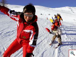 Kinderskikurse mit bestens ausgebildeten einheimischen Skilehrern