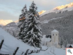 St. Nikolauskirche in Matrei in Osttirol